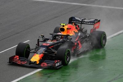 Helmut Marko asegura que Gasly seguirá con Red Bull hasta final de temporada