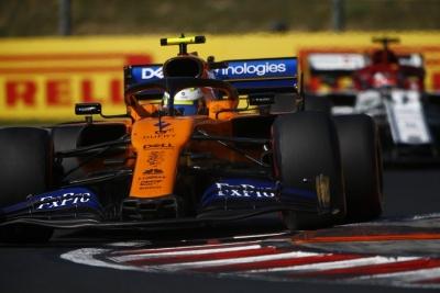 Norris admite tener presión al competir en un equipo como McLaren