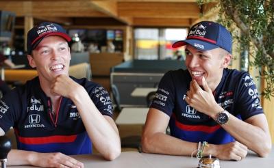 ¿Por qué Red Bull apostó por Albon y no por Kvyat?