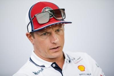 Raikkonen con dudas para correr en Bélgica