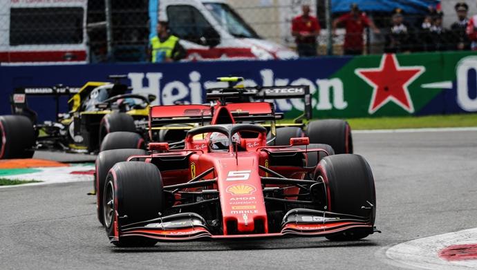 Domingo en Italia – Ferrari: Leclerc reclama una victoria para su equipo en casa después de 9 años; Vettel complica su carrera
