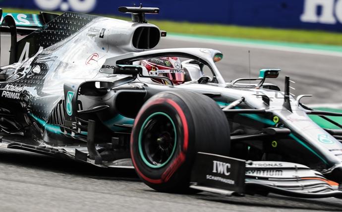 Domingo en Italia - Mercedes: Muy cerca, pero cerca no es suficiente