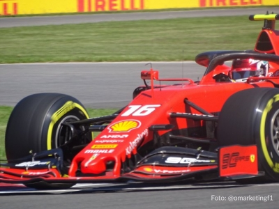 Crónica GP de Bélgica – Charles Leclerc reclama su primera victoria en F1 con dedicación a Anthoine Hubert