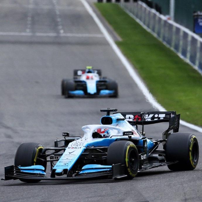 Domingo en Bégica - Williams: mal pero satisfechos con el ritmo de carrera