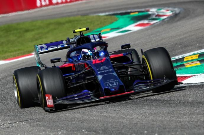 Domingo en Italia – Toro Rosso: Se van con un cero a pesar de tener oportunidades