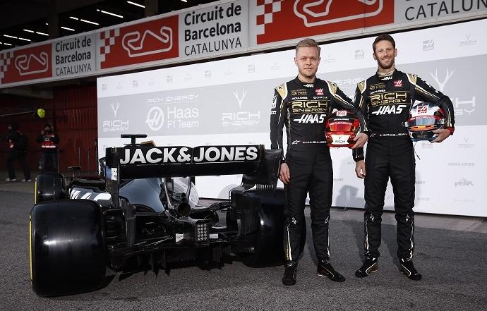 Haas F1 Team renueva a sus pilotos para 2020