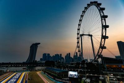 BANDERA AZUL - Previo del Gran Premio de Singapur 2019