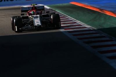 Sábado en Rusia – Alfa Romeo: Habrá que remontar para conseguir puntos