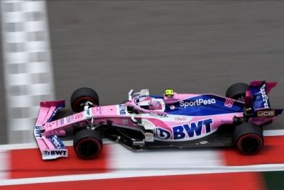 Sábado en Rusia – Racing Point y sus promesas rosas de Q3 sin poder cumplir