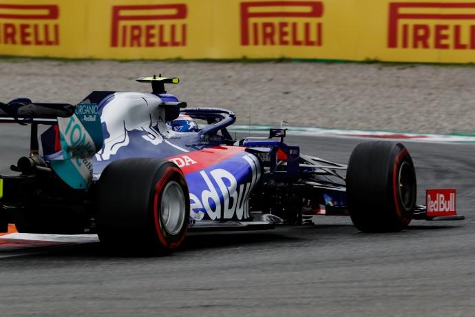 Viernes en Italia – Toro Rosso: Ambos coches dentro del TOP10
