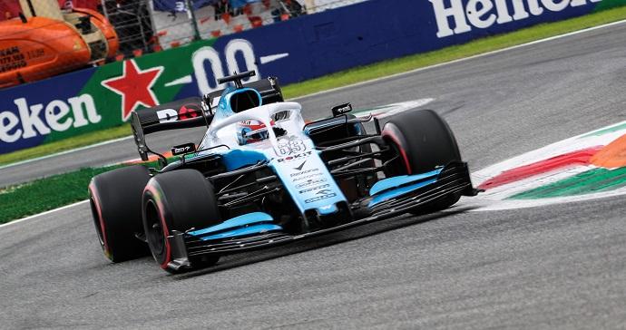 Viernes en Italia -a Williams: Satisfechos con la sesión vespertina
