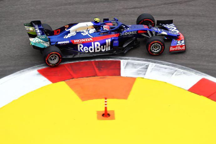 Viernes en Rusia – Toro Rosso: Gasly el mejor del resto en FP2 y Kvyat empieza complicado en su carrera de casa