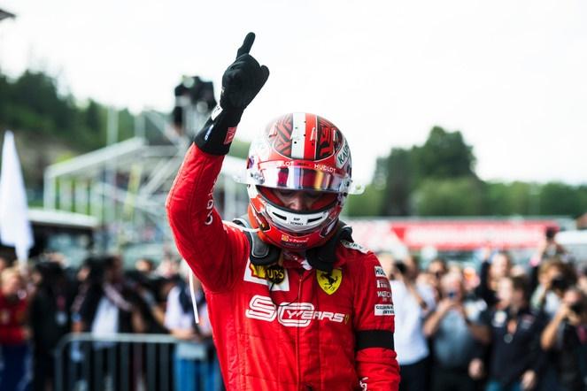 Domingo en Bélgica – Ferrari: Leclerc reclama su primera victoria en F1 mientras que Vettel sufre problemas de degradación