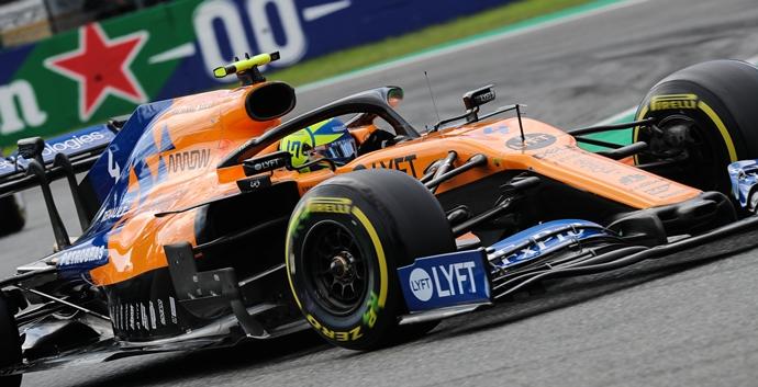 Domingo en Italia – McLaren: Un error que cuesta muchos puntos