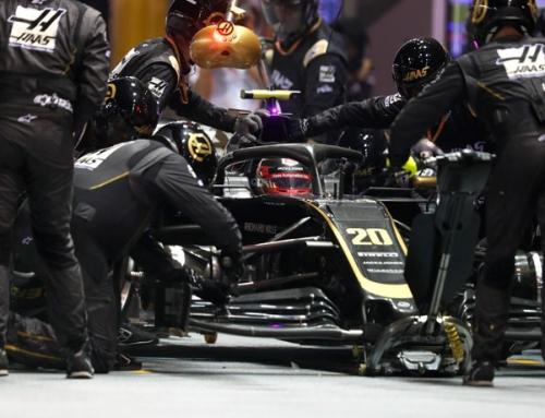 Domingo en Singapur –  Haas: cerca de los puntos