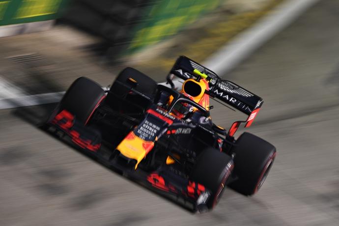 Domingo en Singapur - Red Bull: Una buena, pero discreta actuación