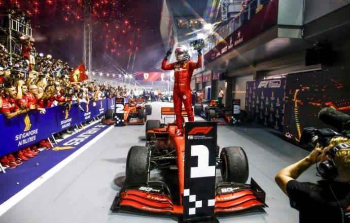 Ganó Ferrari, pero Mercedes hizo negocio