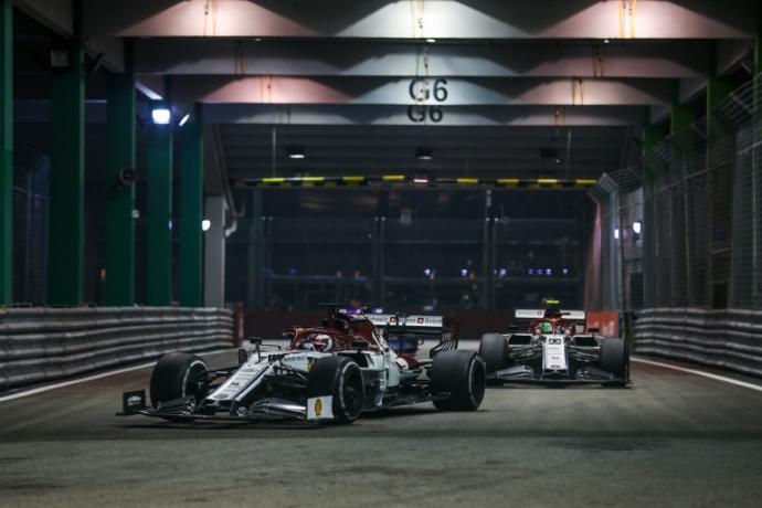 Ganó Ferrari pero Mercedes hizo negocio