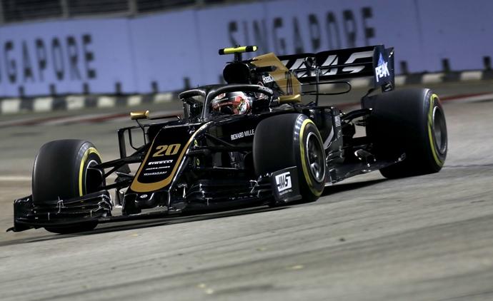 """Haas usará un monoplaza """"híbrido"""" en el GP de Rusia"""