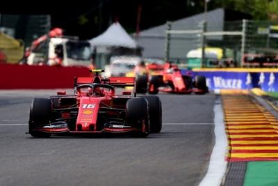 """Hamilton, sobre el GP de Italia: """"Va a ser un feliz fin de semana para Ferrari"""""""