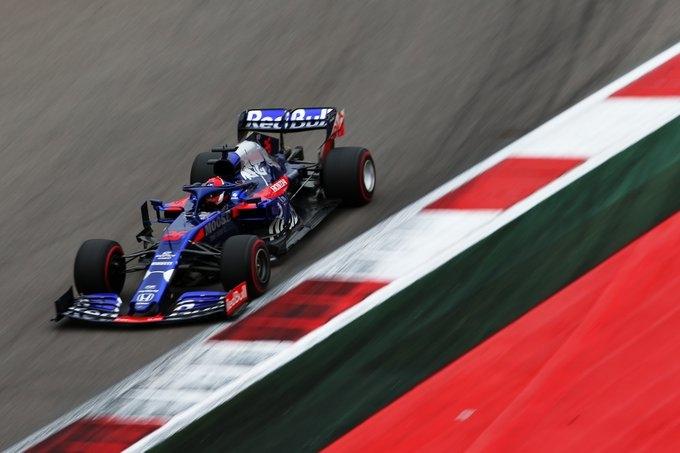 Sábado en Rusia – Toro Rosso: Motivados y dispuestos a remontar hasta la zona de puntos