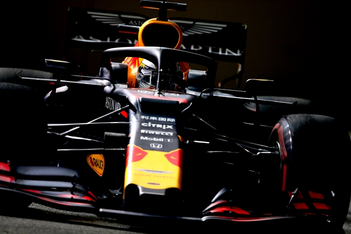 Sábado en Singapur - Red Bull: Balance negativo, pero mañana van por todo