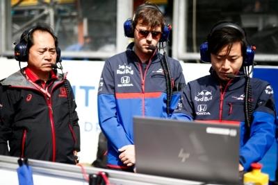 Toyoharu Tanabe, sorprendido por la falta de fiabilidad de los motores Mercedes y Ferrari en Bélgica