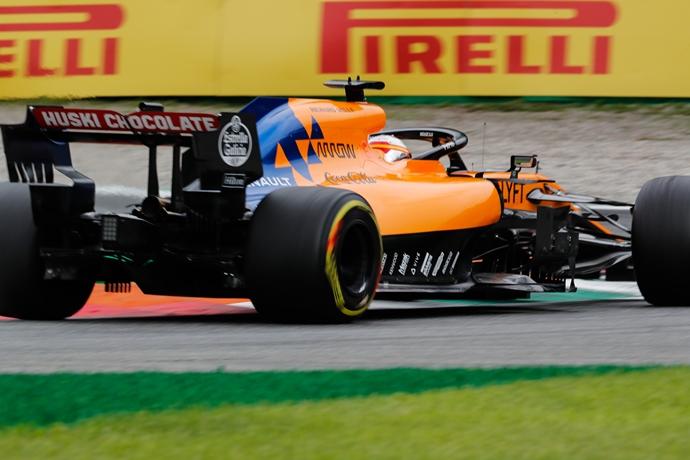 Viernes en Italia - McLaren: Aún sin entender