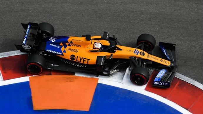 Viernes en Rusia - McLaren: Unas prácticas difíciles