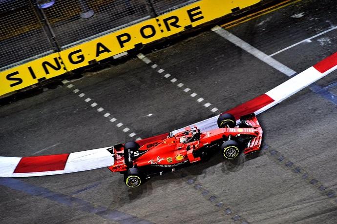 Viernes en Singapur - Ferrari: No se perfilan como favoritos