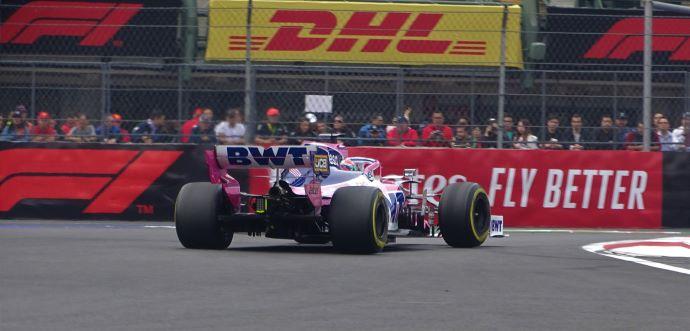 Viernes en México - Racing Point inicia la F1esta rosa fuera del Top 10