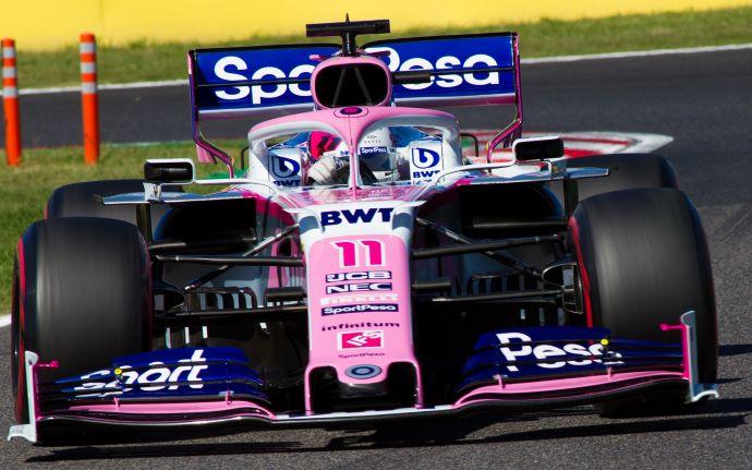 Domingo en Japón - Racing Point recata 2 puntos tras el combo doble de Quali y GP el mismo día en Suzuka