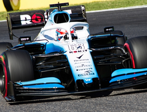 Domingo en Japón – Otro triste fin de semana para Williams