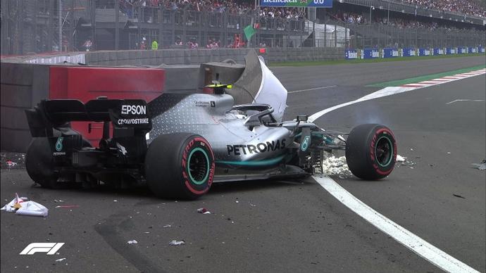 Clasificación en México: Verstappen vuela y reclama su segunda pole en F1