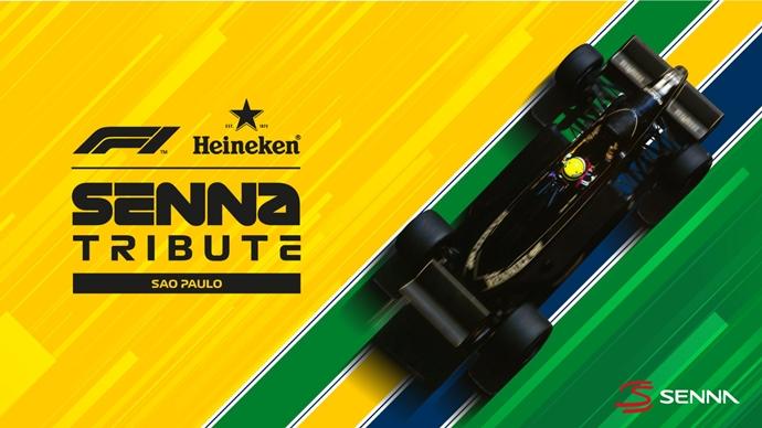 Ayrton Senna será homenajeado en Sao Paulo