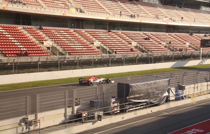 El Circuit de Barcelona albergará los test de pretemporada 2020