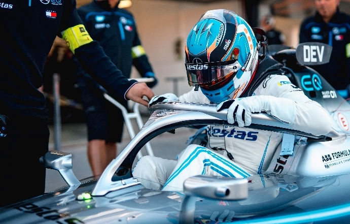 Fórmula E en Valencia: Mercedes y Porsche llegan al circuito