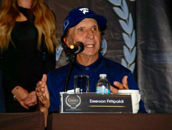 """MotorX México hace homenaje a Emerson Fittipaldi con los """"Emmo Awards"""""""