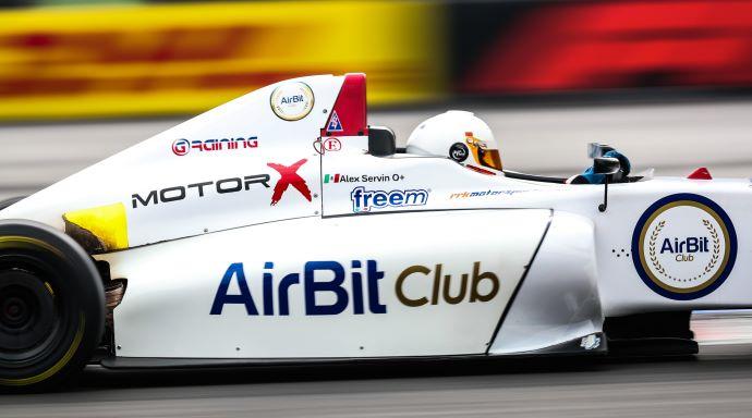 La temporada 2019/2020 de la FIA F4 NACAM da inicio en el GP de México