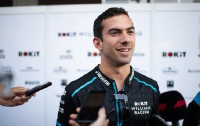 Latifi participará en los Libres 1 en las próximas tres carreras
