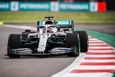 Libres en México: Reparto de liderazgo entre Vettel y Hamilton