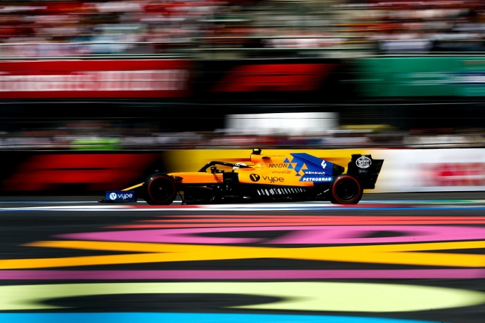 Domingo en México – McLaren: Lo que parecía alegría termina en lagrimas