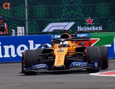 Sábado en México_ McLaren: Buscando coronar un buen trabajo