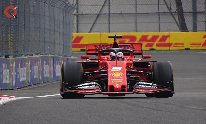 Sábado en México - Ferrari: Sanción de Verstappen les da el uno dos para la carrera