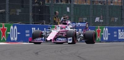 Sábado en México – Racing Point y Checo partirán P11 en el GP de casa