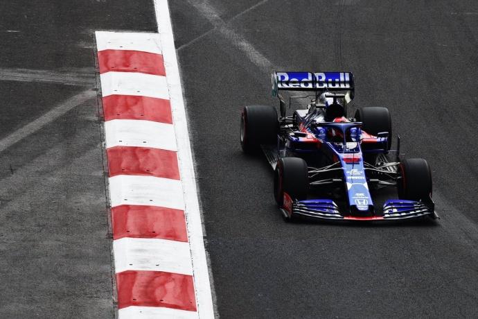 Sábado en México – Toro Rosso: Habrá pelea con McLaren para ser el mejor del resto