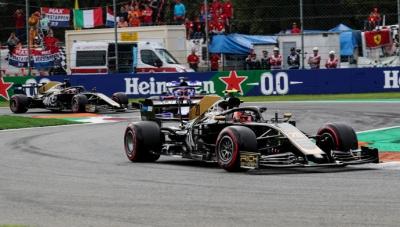 Steiner da por perdida la temporada para Haas
