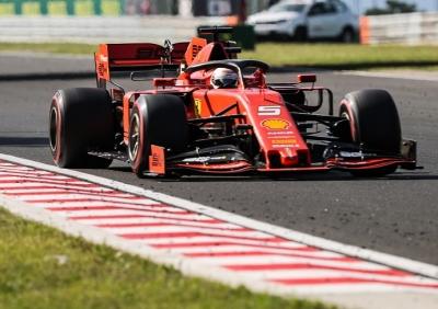 """Vettel: """"Tenemos los ingredientes, sólo hay que mejorar pequeñas cosas"""""""