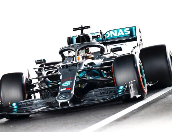 Viernes en Japón – Mercedes: Comienzan intratables