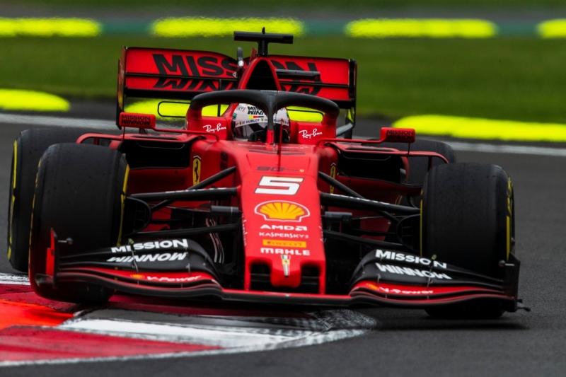 Viernes en México - Ferrari: Con buenas sensaciones para la clasificación